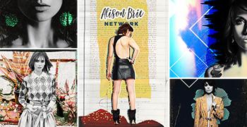 Alison Brie Network
